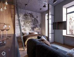 5 Studio Apartments that Use Space Splendidly