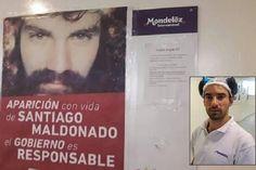 El Premio Nobel de la Paz y el hermano de Santiago Maldonado piden que Mondelez levante la sanción contra trabajador suspendido