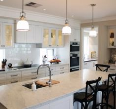 We provide modern, functional kitchens in Perth. We can help you with kitchen design, cabinets and full kitchen renovations. Kitchen Gallery, Functional Kitchen, New Kitchen, Kitchen Ideas, Cabinet Makers, Home Kitchens, Kitchen Design, Kitchen Cabinets, Modern