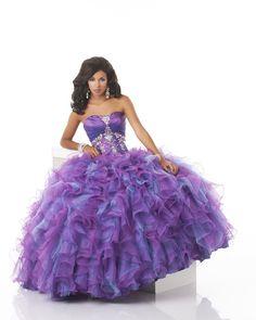 #quinceanera #dress @ http://lilybridalsalon.com