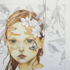 New beginnings  by Monica Fernandez