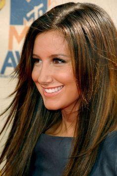 medium brown hair with lowlights - Google Search