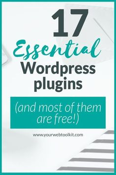 I often get asked which are the best Wordpress plugins for online entrepreneurs, and so I've compiled a list! Plugins are one of the best things about having a Wordpress website, as they allow you to add all sorts of cool functionality to your website. Learn Wordpress, Wordpress Plugins, Wordpress Admin, Wordpress Theme, Admin Login, Wordpress Template, Web Design, Affiliate Marketing, Online Marketing