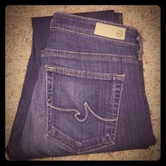 """Adriano Goldshmied skinny jeans Casual chic Adriano Goldshmied Mid-rise cigarette jeans, style: The Prima. These are medium blue wash and super soft and stretchy, so comfy!! Great condition, 29 1/2"""" inseam, 58% rayon, 21% cotton, 20% polyester, 1% spandex. Adriano Goldshmied Jeans Skinny"""