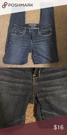 Skinny American eagle jeans Great condition, worn a few times American Eagle Outfitters Jeans Skinny