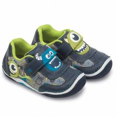 MONSTERS, INC. Mike & Sulley SRT Shoes by Stride Rite®