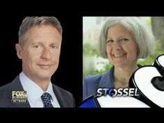 Gary Johnson and Bill Weld talk with John Stossel 6/3/16