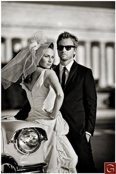 (: beautiful picture idea; i want an antique car to 'get away' in!