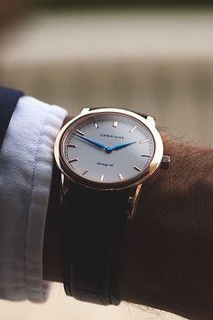 Heritage 40 by Corniche Watches|LVSH