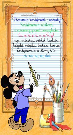 Media społecznościowe i e-marketing w praktyce BLOOG Learn Polish, Polish Language, Gernal Knowledge, 1 Logo, Kindergarten Math, Montessori, Hand Lettering, Teaching, Activities