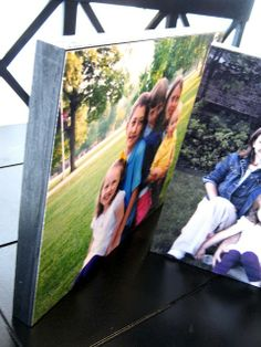 Putting Pictures on Canvas