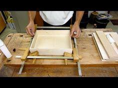 Schubladen mit Schubladenkasten selber bauen, machen, basteln, anfertigen, DIY, Drawer, Schublade - YouTube