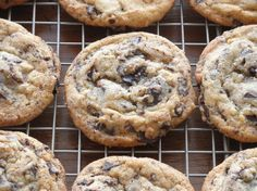 Food Pusher: Jacques Torres Chocolate Chip Cookies