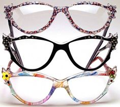 Gorgeous frames by Francis Klein. I'm definitely adding this store as a 'must visit' next time I'm in Paris.