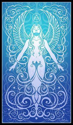 Air Spirit ~ http://cristinamcallister.blogspot.com/2012/01/new-shakti-water-spirit.html