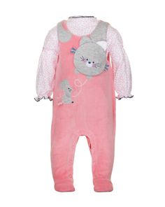 Jardineiras cor-de-rosa 0 Baby Kids Wear, Baby Suit, Children Clothing, Fashion Kids, Tulum, Infants, Baby Wearing, Baby Fever, Kids Outfits