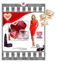 """""""Movie"""" by teambby ❤ liked on Polyvore featuring Lipstick Queen"""