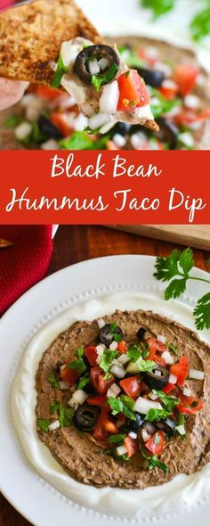 Spicy Black Bean Hum