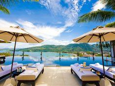 Kontrastvolle Villa für bis zu 14 Personen in Kamala Beach, Thailand. Objekt-Nr. 1073108