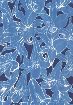 Longstaff Longstaff creates modern british style using bespoke original prints on silk shirts, blouses, dresses and camisoles. Blue Lilies, British Style, Great Britain, Original Artwork, Print Design, Lily, Hand Painted, Modern, How To Make