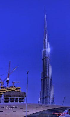 Burj Khalifa - Fotos de Dubai.