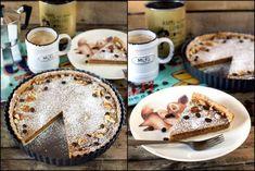 Mennyei kávés-diós pite | Street Kitchen Poppy Cake, Sweet Life, Camembert Cheese, Donuts, Tart, Breakfast Recipes, Pancakes, French Toast, Food And Drink