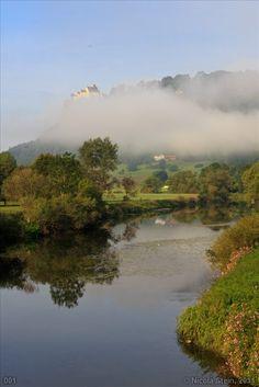https://flic.kr/p/ahVaYz | Paddeln auf der jungen Donau bei Hausen im Tal