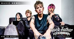 ONE OK ROCK set for U.S. Tour, New Record on Fueled by Ramen... via @therockfather