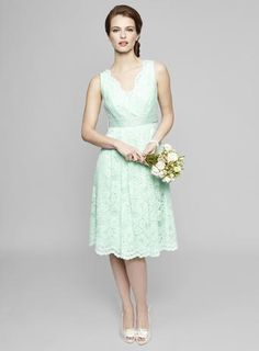 Mint Lottie Lace Bridesmaid Dress Lace Bridesmaid Dresses 117a9b0aecb3
