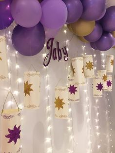 Rapunzel Birthday Party, Princess Birthday, Princess Party, Girl Birthday Decorations, Girl Birthday Themes, Tangled Party Decorations, 21st Party, 6th Birthday Parties, Quince Pictures