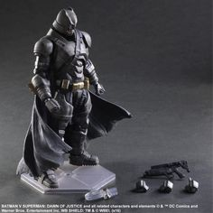 """Batman Dawn of Justice Action Figure Model Collectible Toy 7/"""" 18cm"""