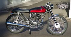 Image result for honda cg 125 cafe racer
