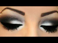 smokey eye makeup tutorial - YouTube