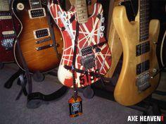 fa28ff87f97 Officially Licensed Fender Mini Guitar Replica Collectibles