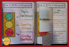 Green, Yellow, Red: How to Use a Traffic Light to Develop Strong Writers   The TpT Blog