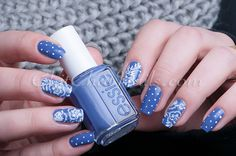 Gotta check out @martawarmuz review of our #BundleMonster #SecretGarden #nailstampingplate collection.