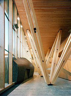 Finnish Forest Rsearch Institute by METLA, Joensuu 2005