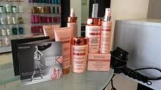 NEW! Do you long for your hair to be smooth to the touch and movement controlled for elegant fluidity? Try the new Kerastase range 'Discipline'.