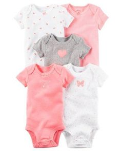 Carter's Baby Baby Girl Months) Clothes at Macy's are available in baby, toddler and kids' sizes. Browse Carter's Baby Girl Months) Baby Clothes at Macy's and find cute baby clothes for your little one today! Carters Baby Clothes, Carters Baby Girl, Baby Kids Clothes, Baby Boy, Baby Girls, Pink Clothes, Outfits Niños, Baby Outfits, Kids Outfits