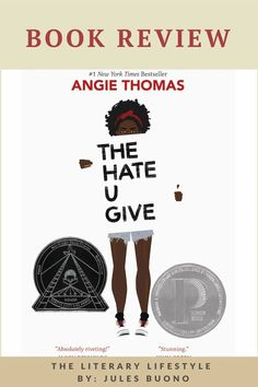 """Learn about the """"Black Lives Matter"""" movement from an unforgettable cast of characters with this summary of The Hate U Give. Must Read Novels, Best Books To Read, Ya Books, Good Books, Growing Up Book, Book Summaries, Romance Novels, Book Reviews, Fiction Books"""