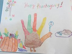Mashed Potatoes and Crafts: Happy Thanksgiving