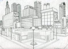 Perspektif Çizim Örnekleri - Formistan Forumları