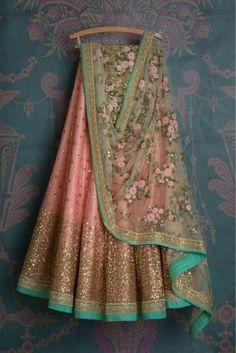 Peach Colour Net Fabric Party Wear Lehenga Choli Comes with matching blouse. This Lehenga Choli Is crafted with Embroidery This Lehenga Choli Comes with Unstitched Blouse Which Can Be Stitched Up to s. Net Lehenga, Indian Lehenga, Cape Lehenga, Lehenga Top, Banarasi Lehenga, Indian Wedding Outfits, Indian Outfits, Indian Reception Outfit, Indian Bridal Party