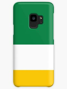 5154dc9dc54 'Celtic FC Tricolour' Case/Skin for Samsung Galaxy by Sporting Colour