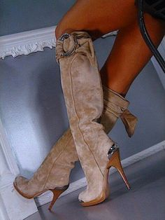 Those are some boots.