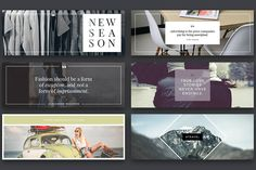 Facebook Timeline Cover Templates by Medialoot on @creativemarket