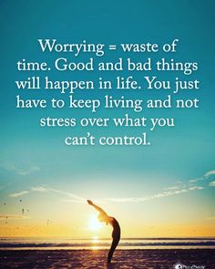❝ Sorgen ist Zeitverschwendung… - Inspiration Quotes - ❝ Worrying is a waste of time… % Real Life Quotes, Self Love Quotes, Wise Quotes, Great Quotes, Words Quotes, Motivational Quotes, Inspirational Quotes, Sayings, Qoutes