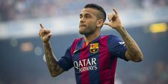 Dani Alves headed to Serie A.  After the 3:1 victory over Juventus, the Barcelona midfielder, who Manchester United were very interested in, said that he probably will sign his new contract with AC Milan.
