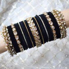 Antique Jewellery Designs, Fancy Jewellery, Stylish Jewelry, Fashion Jewelry, Diamond Jewellery, Indian Jewelry Sets, Indian Wedding Jewelry, Indian Bridal, Indian Bangles