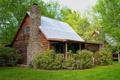 Mountain Springs Log Cabins in Asheville, NC